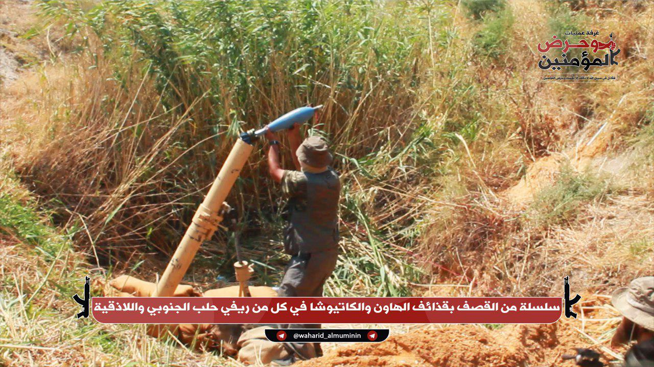 Al-Qaeda-Linked Militants Launch More Attacks In Aleppo And Lattakia (Photos)