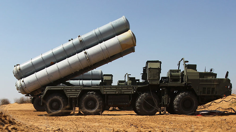 IDF General Claims Israeli Air Force Will Feel No Difference If Syria Uses S-300