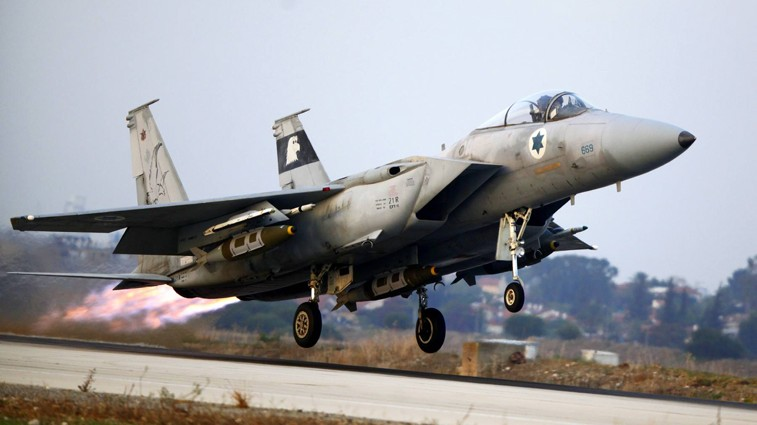 Israel Has Conducted Strikes On Syria Since Il-20 Incident: 'Anonymous' Israeli Official