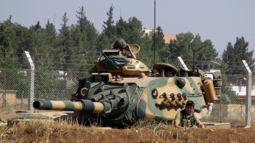 Ankara Slams US Plan To Establish Observation Posts Along Turkish-Syrian Border