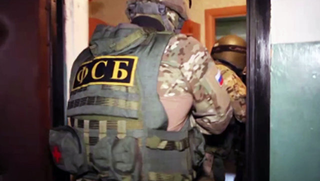 Russia Cracks Down On ISIS Cell In Tatarstan Region