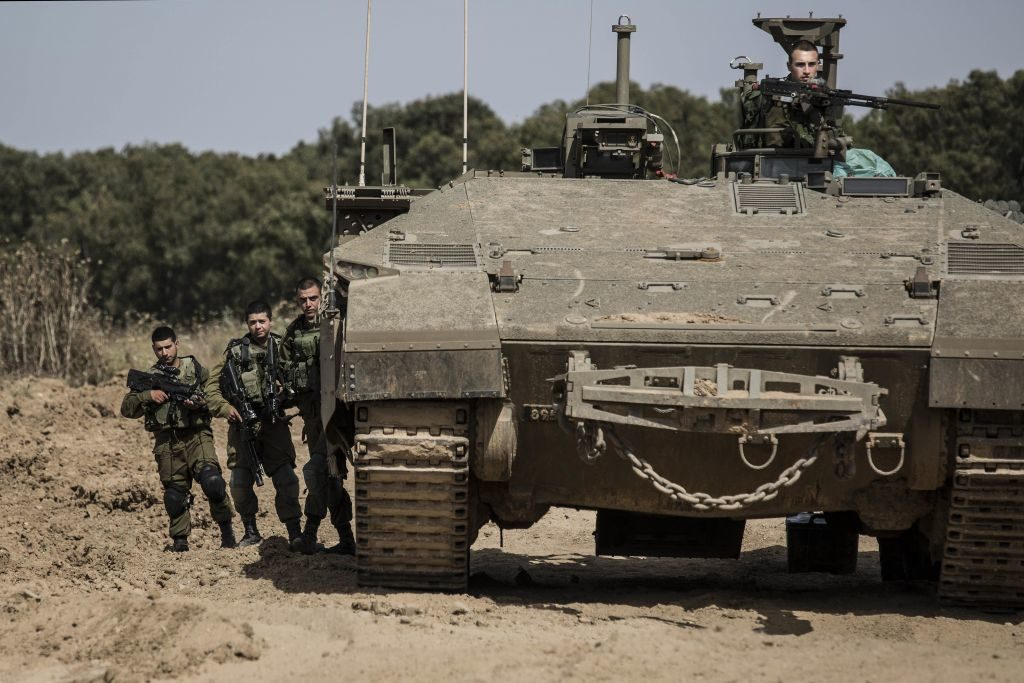 Israeli Media: Gaza Ivasion Is Delayed, Mahmoud Abbas Is Fueling Crisis