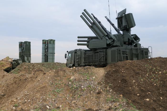 Russian Forces Intercept Militant UAVs Near Hmeimim Airbase