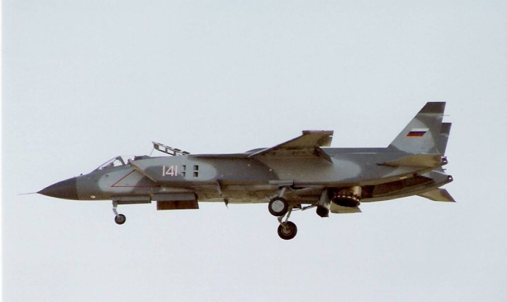 History And Prospects Of Russian Vertical Take-off and Landing Aircraft Projects