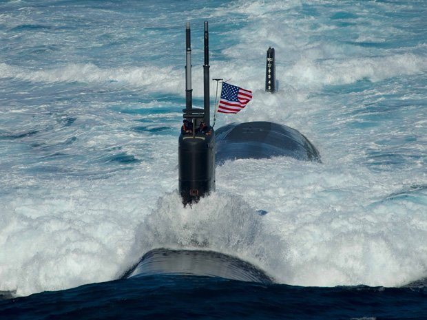 China Developing New Laser Satellite For Anti-Submarine Warfare