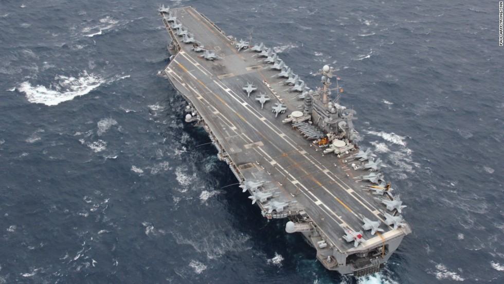 US Pacific Fleet Prepares For Global Show Of Force To Warn China: Media