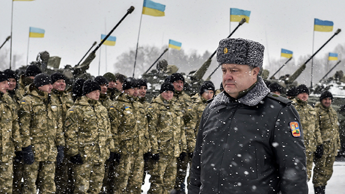 Europe's Forgotten War In Ukraine Rumbles On