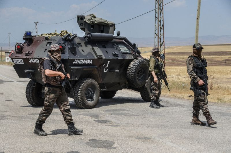 8 Soldiers Killed, 2 Injured In PKK Attack In Southern Turkey