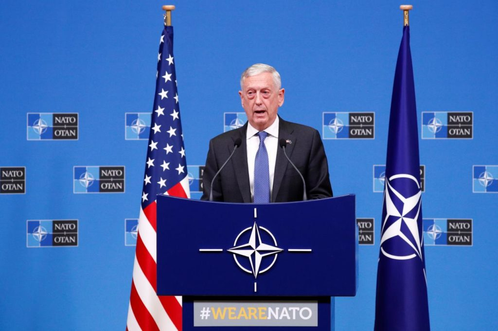 US Defense Secretary: Russia Must Be Held Accountable For OPCW 'Hacking'