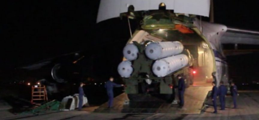 "The Saker: ""S-300s And Other Military Hardware For Syria"""