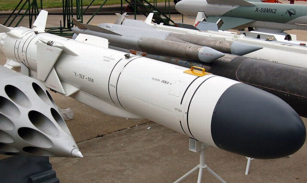 Russia Tests New Kh-35U Unified Cruise Missile