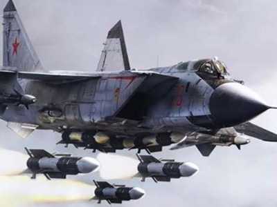 """MiG-31: the vehicle for the """"burevestnik"""", the cruise missile of nuclear propulsion?"""