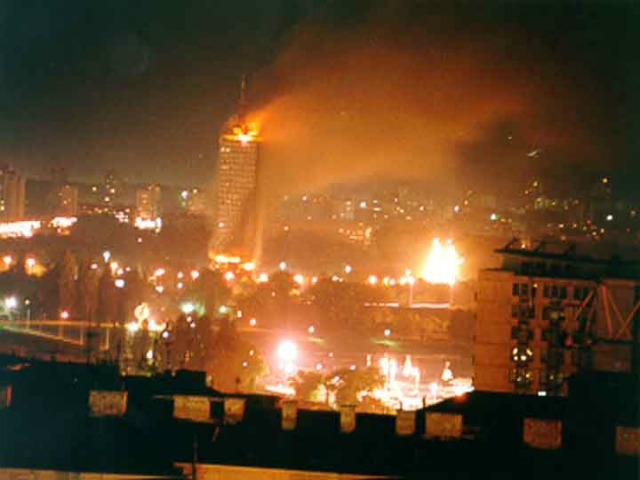 NATO Bombed You To Protect You: Stoltenberg Explains 1999 Bombings During Visit To Serbia