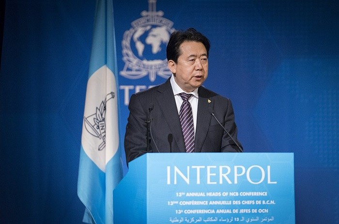 Big Trouble In Interpol: Agency's Chief Detained In China Over Bribery And Corruption