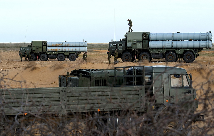 Syria Got Three S-300PM Battalion Sets, Including 24 Launchers And Over 300 Missiles: Russian State Media