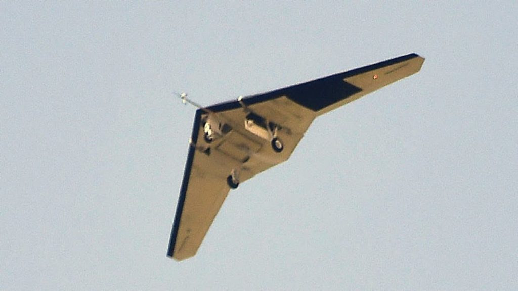 Iran Successfully Employed At Least Seven Combat UAVs To Pound ISIS Positions In Syria Following Ballistic Missile Strike