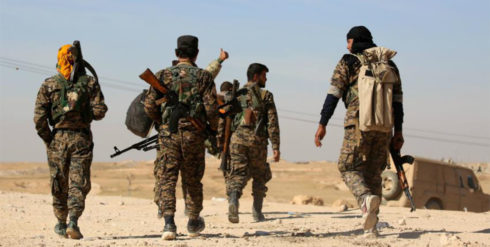 YPG Killed 4 Members Of Turkish-backed Groups In Syira's Afrin