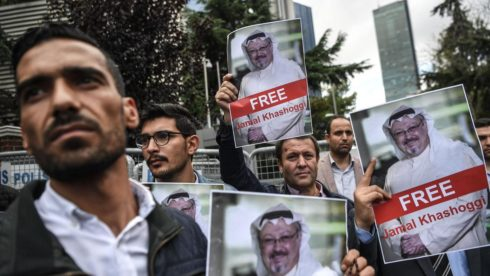 Turkish-Saudi Tensions Grow Following Disappearance Of Journalist At Saudi Consulate In Istanbul