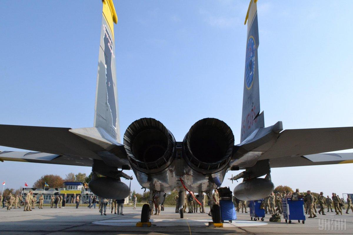 """Ukraine, NATO Kick Off Drills To Protect """"Protect The Airspace"""" From Russia"""