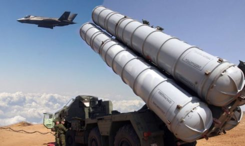 S-300 vs. F-35: Stealth and Invincible Are Not Exactly Synonyms
