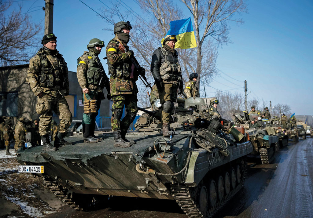 Ukrainian Conflict Is About To Escalate Once Again While US Midterm Elections Draw Nearer