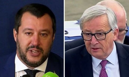 Italy Declares War on Merkel and the EU