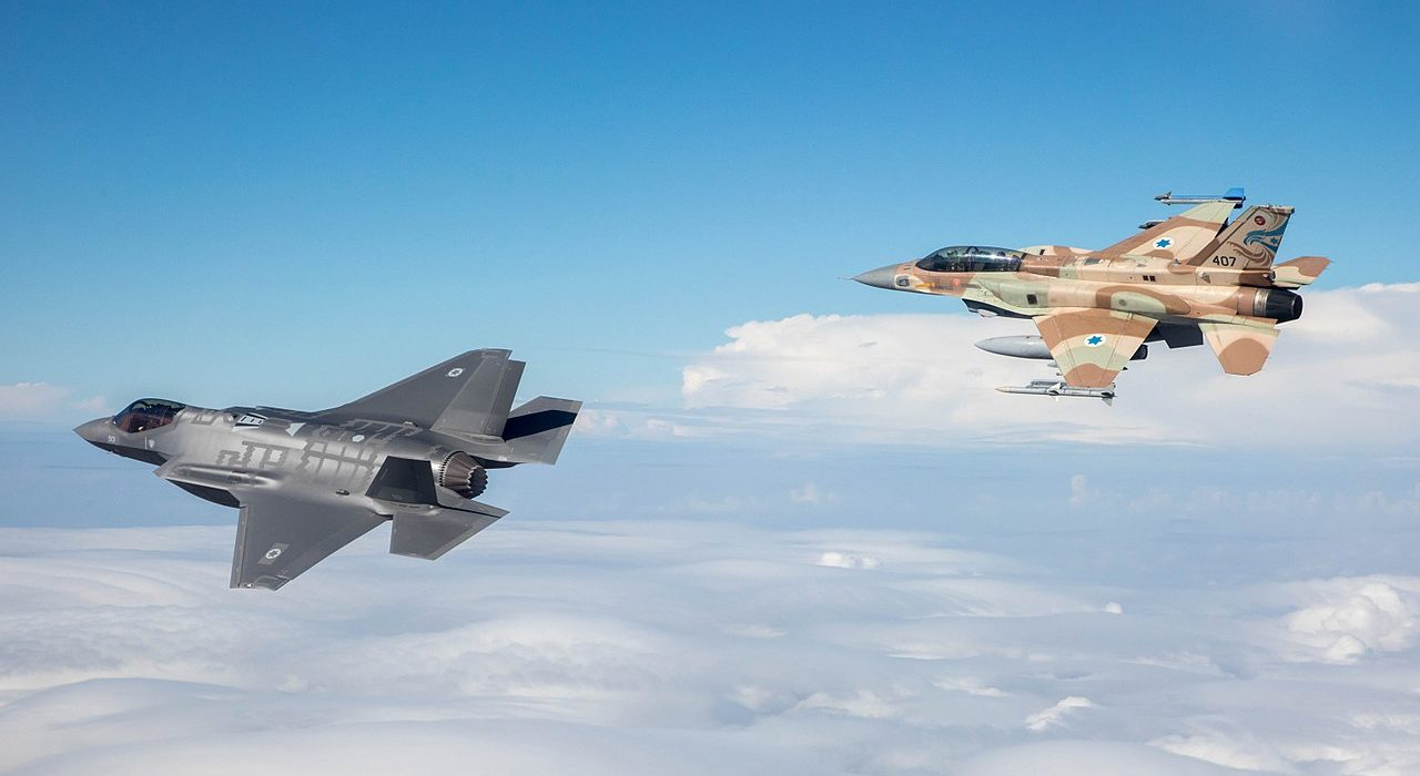 Russian MoD: Israeli Air Force Used Landing Of Two Civilian Planes As Cover For Airstrikes