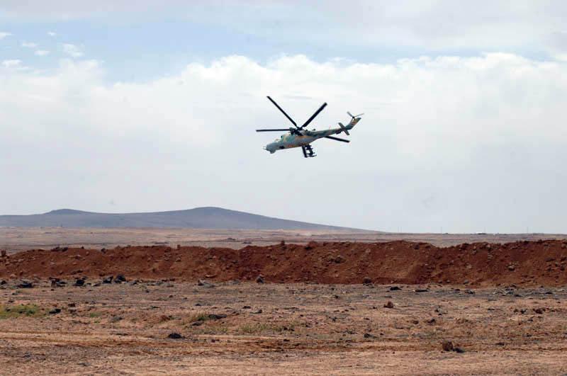 Syrian Army Liberates Qa'a al-Banat In Al-Safa Region