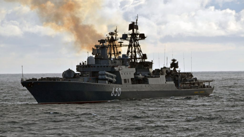 Russia's New Maritime Doctrine And Issues With The Surface Fleet