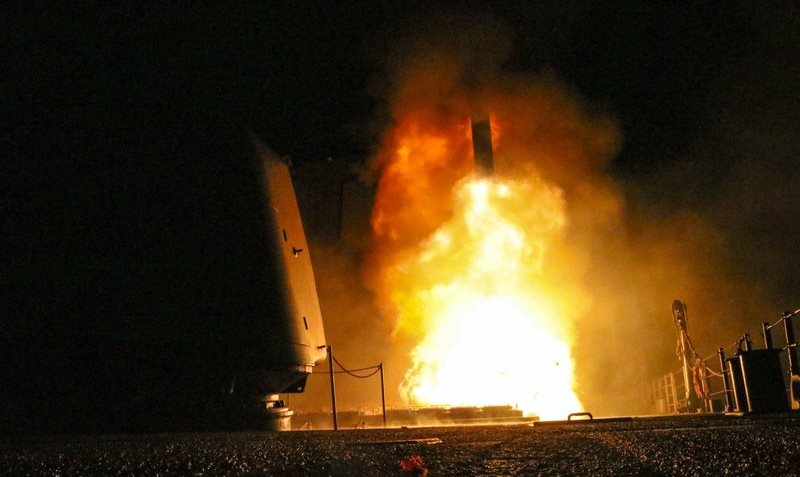 Did US and Allies Commit War Crime by Bombing Syria on April 14th?