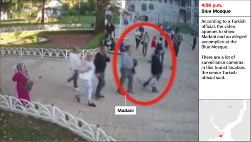 "CNN Releases Photo Of Saudi ""Double"" Of Khashoggi, Turkey Finds Car Belonging To Consulate"
