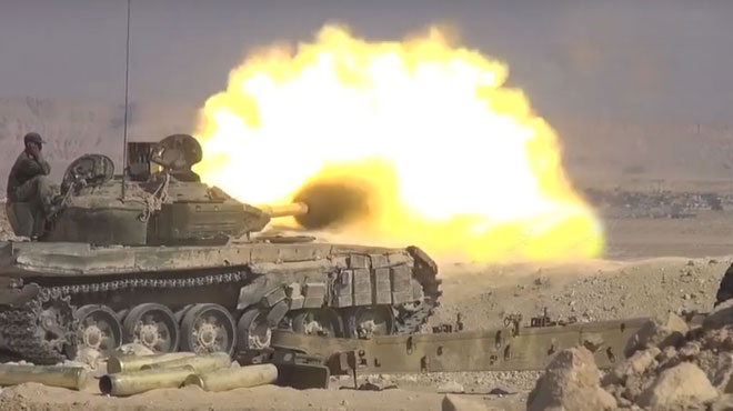 Syrian Army Repels ISIS Attack In Al-Safa, Kills Several Suicide Bombers