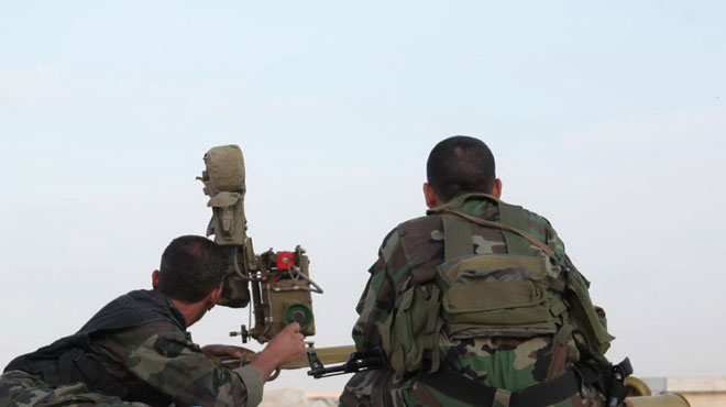 Syrian Army Foils Attacks On Military Positions In Northern Hama