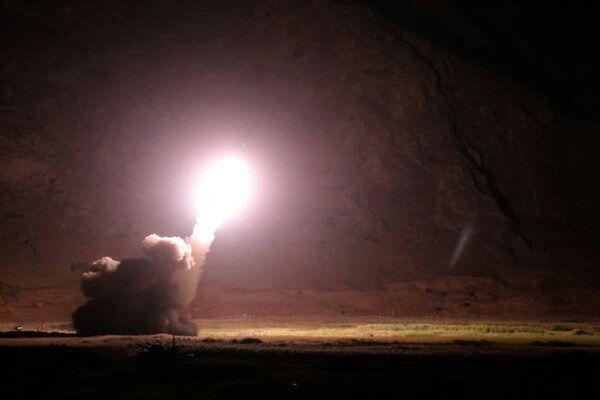 Iran Carried Out Ballistic Missile Strike On ISIS Targets In Syria (Photos)