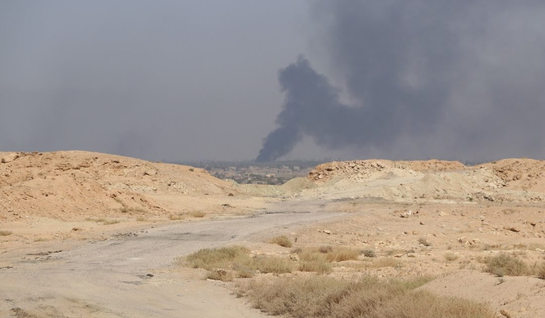Heavy Clashes Between SDF And ISIS Erupt In Al-Susah