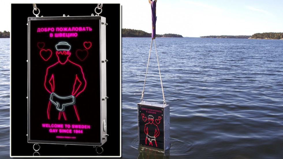 'Gay Sailor' Defense System Does Not Work. 'Russian Submarines' Continue To Threaten Sweden