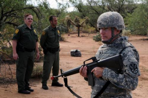 Trump Against Migrant Caravan: 5,000 Troops To Be Deployed To Southern Border; Military Actively Moving Equipment