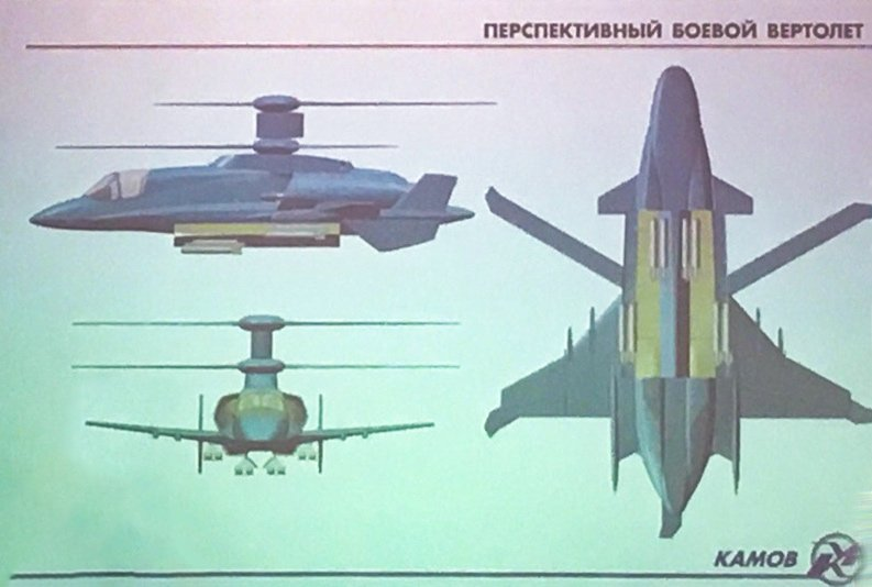 "Russia ""Accidentally"" Leaks Image Of Future High-Speed Helicopter: Media"
