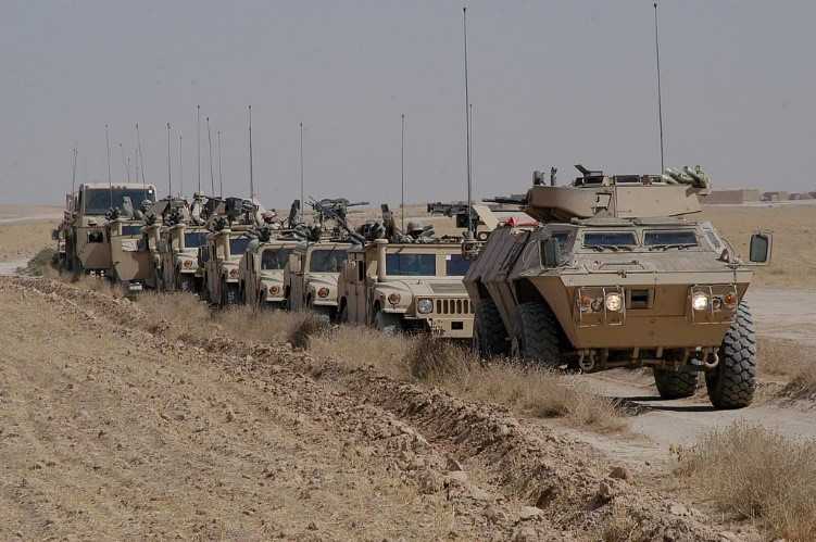 Why the U.S. Military is Woefully Unprepared for a Major Conventional Conflict