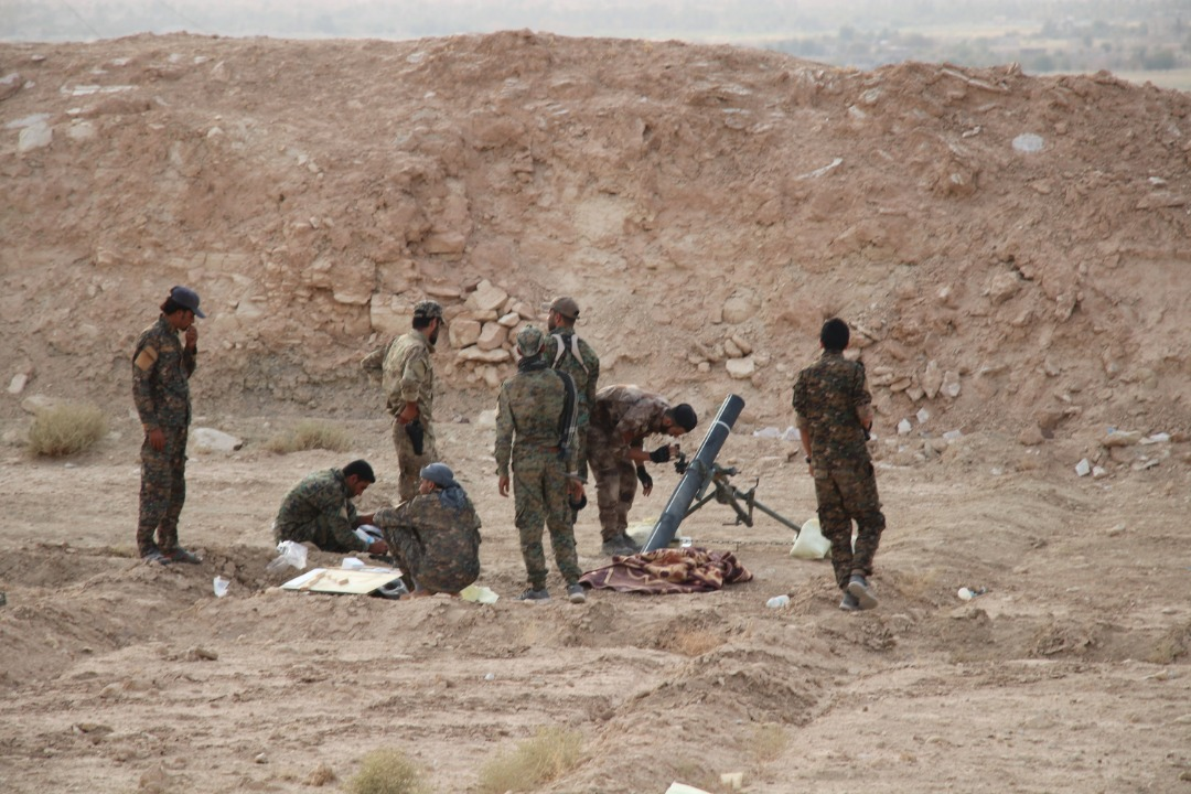 SDF Claims It Killed More Than 600 ISIS Fighters During Its Operation In Euphrates Valley