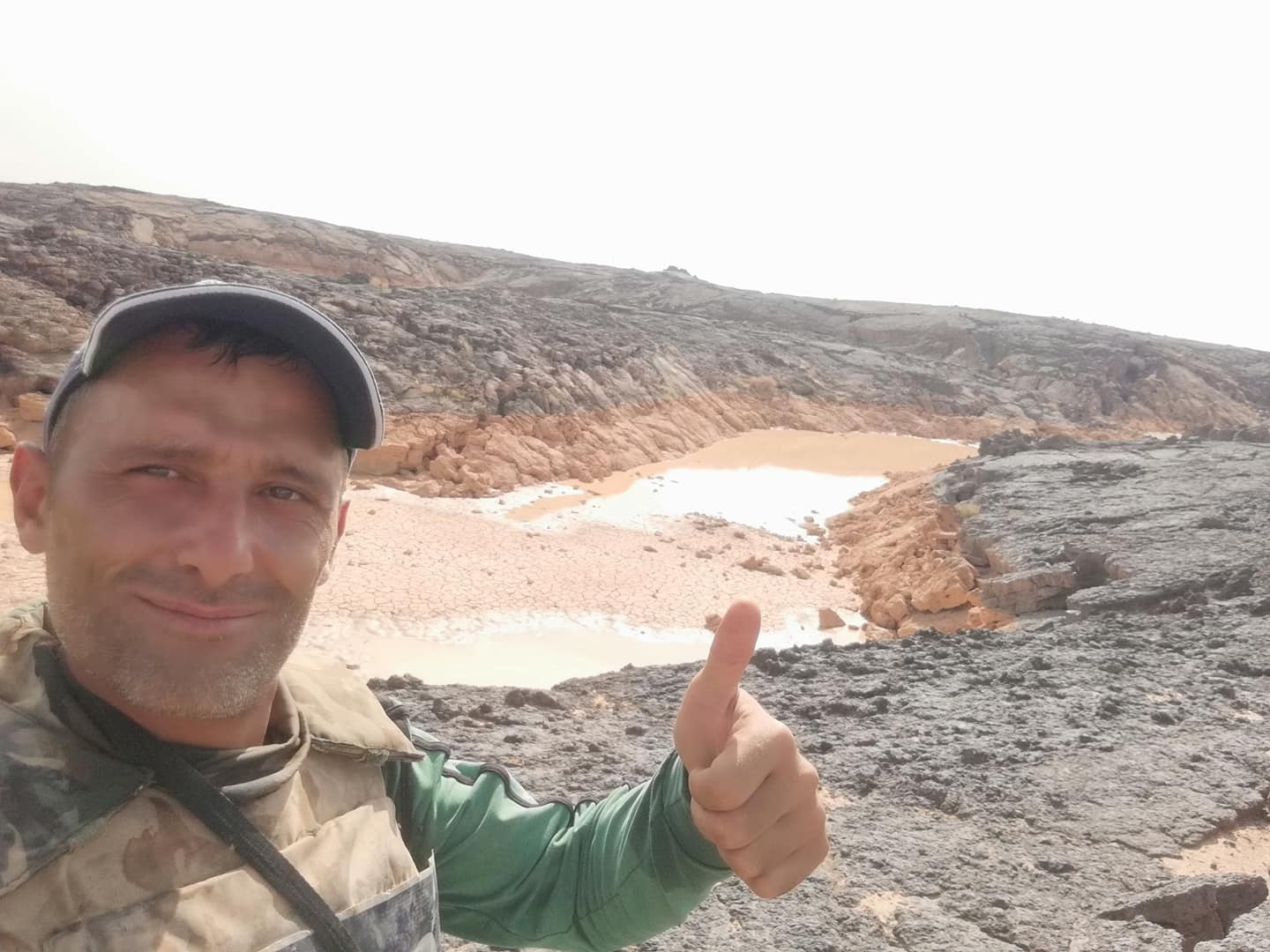 Syrian Army Recaptures From ISIS More Positions In Al-Safa (Photos)