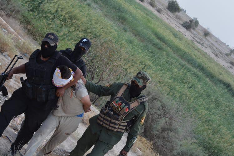 Iraqi Government Forces Arrest Prominent ISIS Commander In Al-Fallujah (Photos)