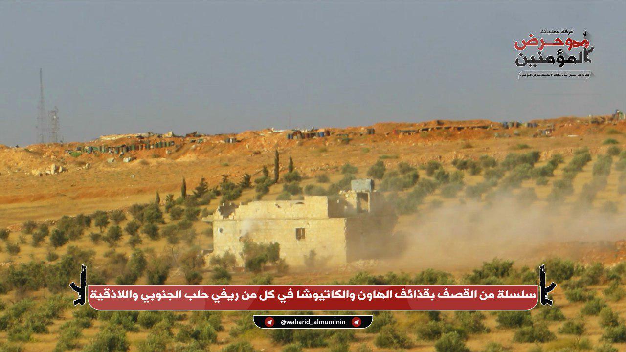 Al-Qaeda-Linked Militants Launch More Attacks In Aleppo And Lattakia (Photos)