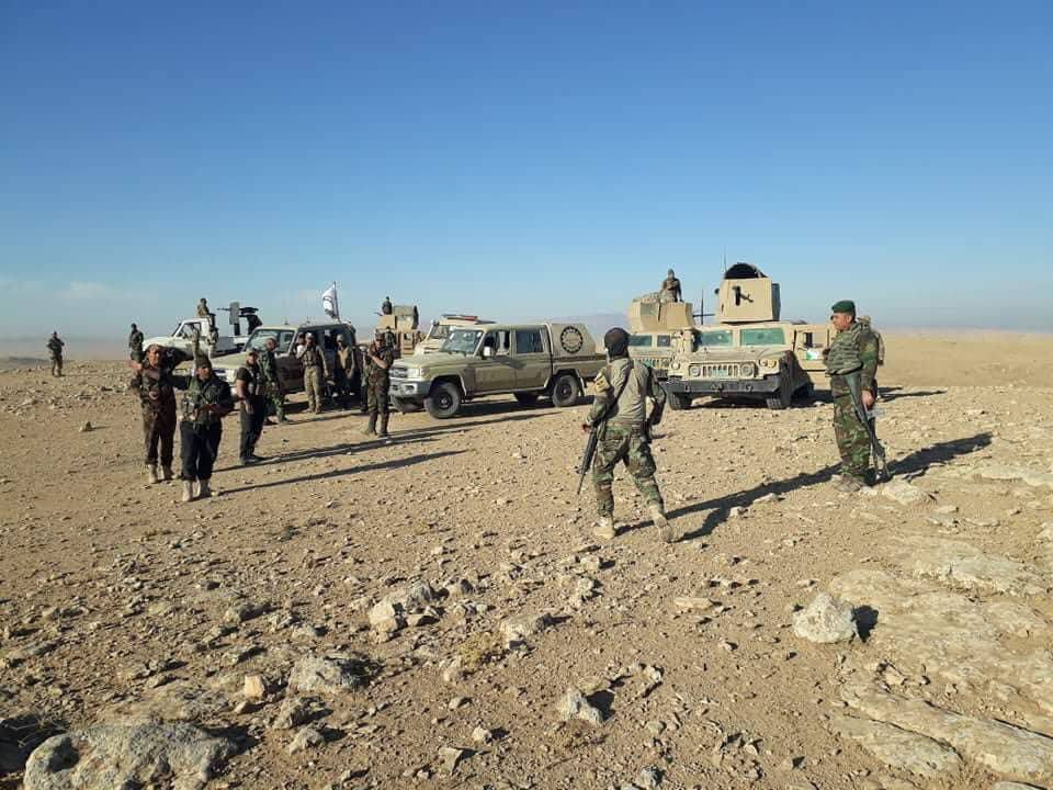 Iraqi Army And Popular Mobilization Units Launch New Security Operation Around Tal Afar (Photos)