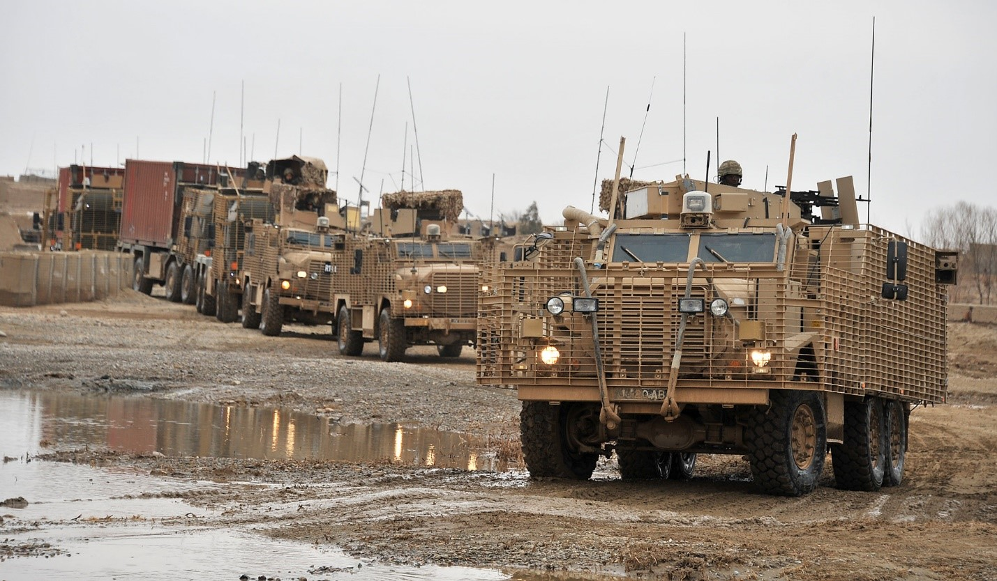 Why the U S  Military is Woefully Unprepared for a Major
