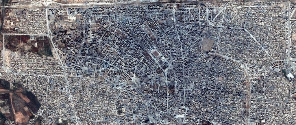 Amnesty Slams US-led Coalition's Denials Of Deaths In Raqqa