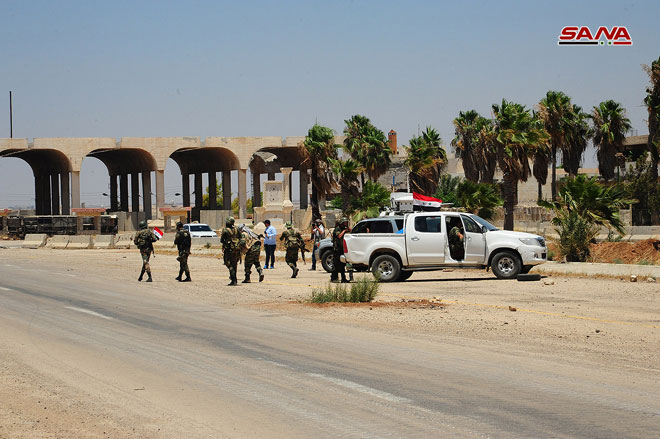 Syria And Jordan Agree To Reopen Border On Monday