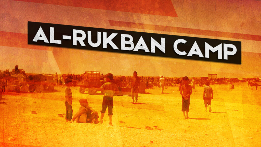 US Forces Prevent Civilians From Withdrawing Rukban Refugee Camp. Instead, Washington Uses It As 'Conveyor' To Train Extremists