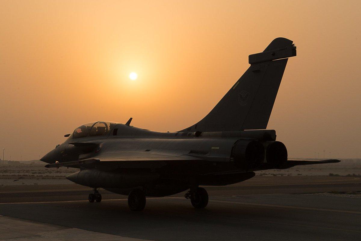 US-led Coalition Warplanes Struck Syrian Army Position In Deir Ezzor
