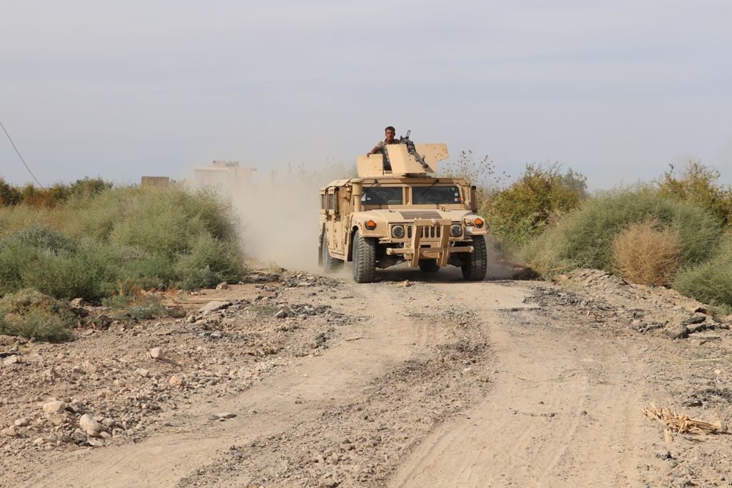 US-Backed Forces Struggle To Make Any Progress Against ISIS In Euphrates Valley (Video)